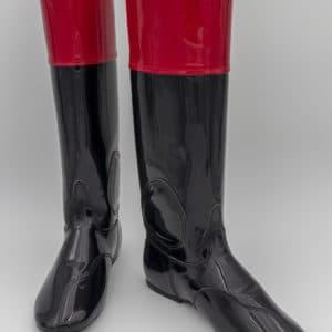 Flashy Jockey Clarino Boots